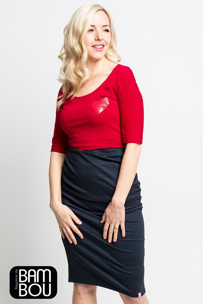 Red passion t-shirt
